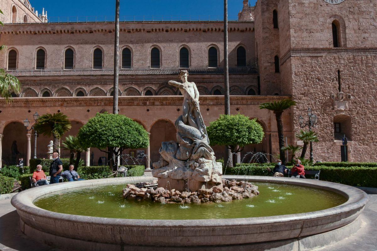 Duomo Monreale esterno