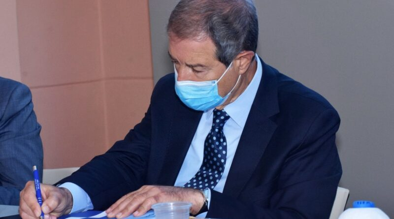 musumeci firma nuova ordinanza Sicilia