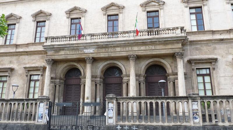 Unict Palazzo delle Scienze Economia