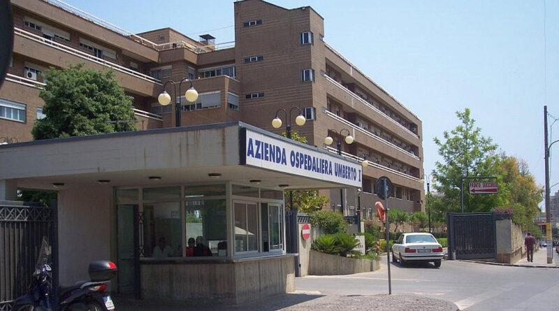 Coronavirus Siracusa Ospedale Umberto I
