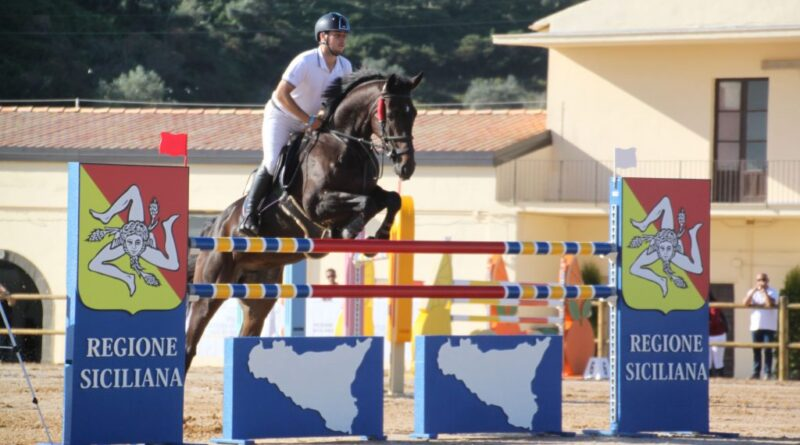 Ambelia Fiera mediterranea del cavallo competizione
