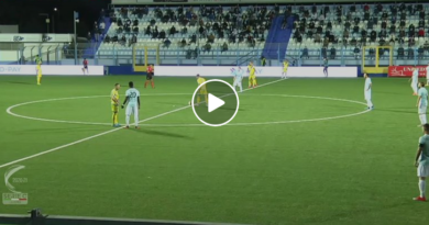Calcio Catania Francavilla 0-1
