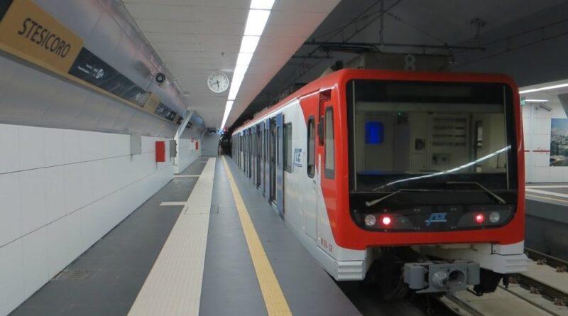 Fce metropolitana Catania metro