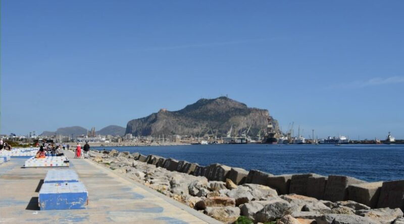 Foro italico Palermo foto