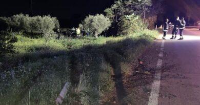 Incidente mortale Trapani Castelvetrano