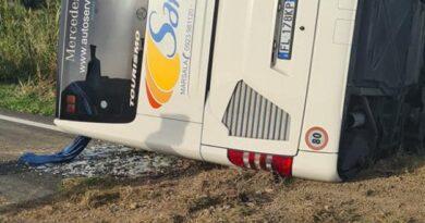 incidente mortale trapani bus salemi