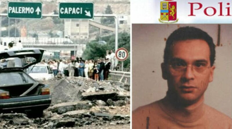 Messina Denato ergastolo stragi