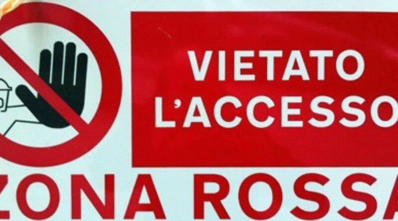 Sicilia zona rossa gela