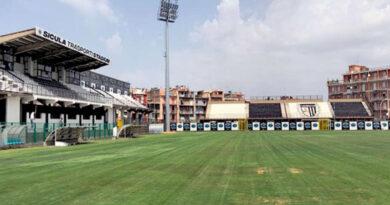 Calcio Catania nello stadio di Lentini
