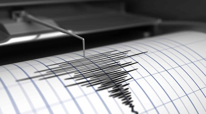 Terremoto Sicilia Sismografo Catania