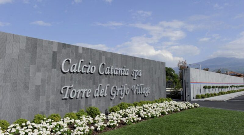 Calcio Catania Torre del Grifo