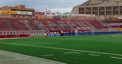 Trapani Calcio stadio
