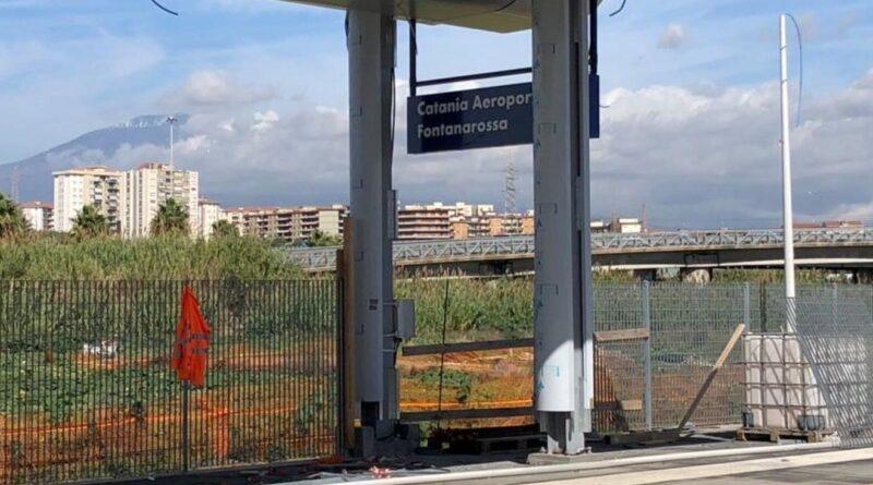 aeroporto di catania stazione