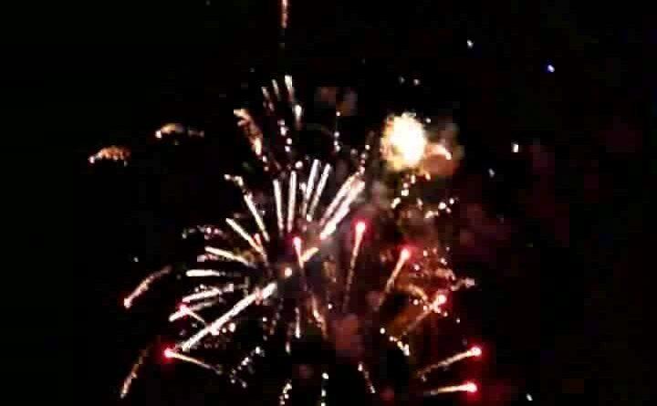 Catania live fuochi d'artificio