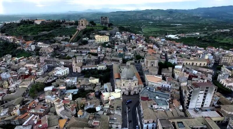 Covid Catania live Paternò Bronte