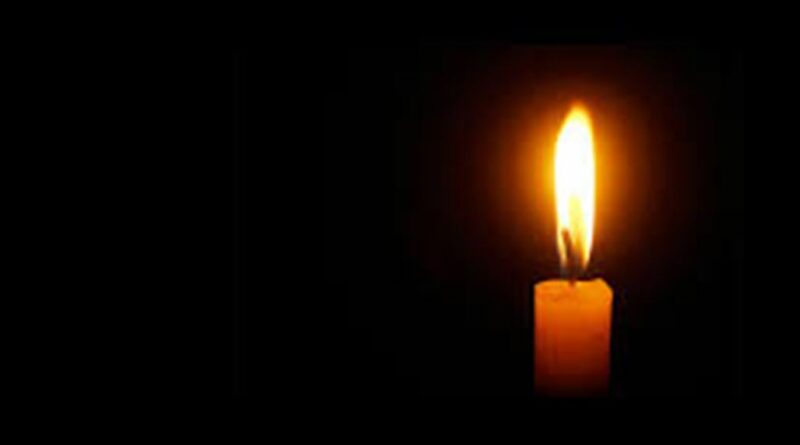 ragusa studente unict morto lutto candela accesa