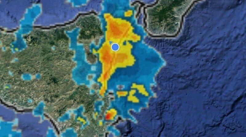 allerta meteo comune di Catania
