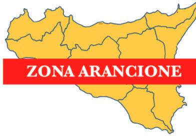Regione Sicilia zona arancione