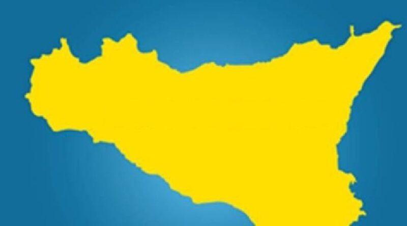 Regione Sicilia zona gialla regole