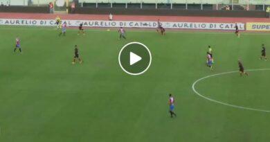 Calcio Catania Catanzaro