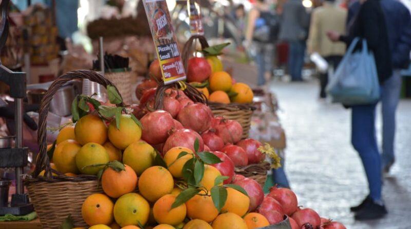Ballarò mercato storico Palermo