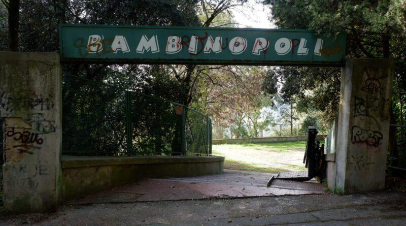 Bambinopoli villa Caltagirone