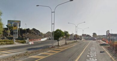 Circonvallazione Catania metro