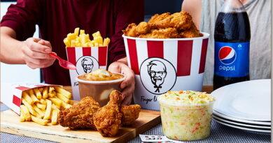 KFC Palermo fast food