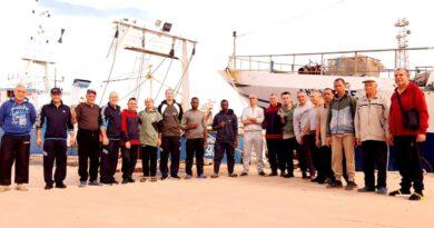 pescatori mazara libia