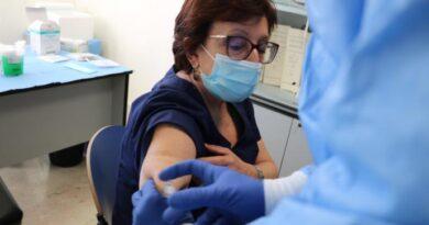 prima dottoressa vaccinata ospedale Cannizzaro Catania