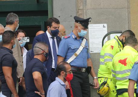 Salvini a Catania