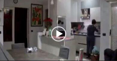 Terremoto Ragusa Sicilia video