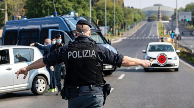 Zona rossa controlli Sicilia