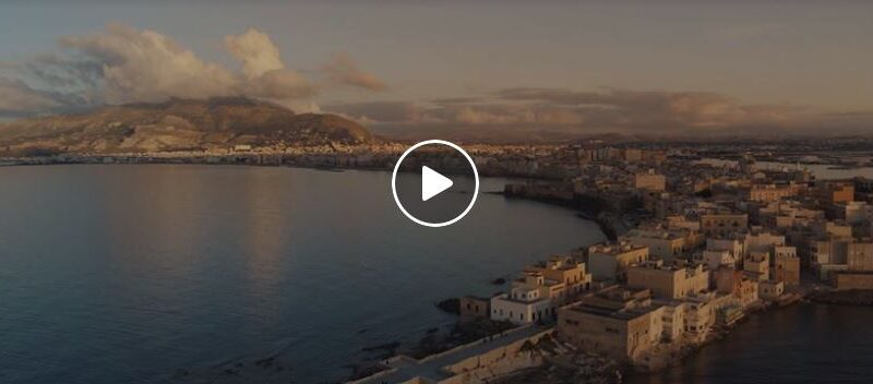 Trapani capitale della cultura 2022 video