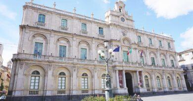 Unict Palazzo Centrale Catania piazza università