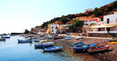 Alicudi COvid-19 free Sicilia