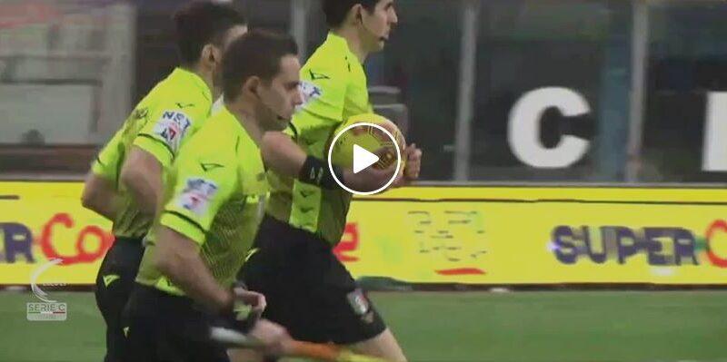Calcio Catania Foggia highlights