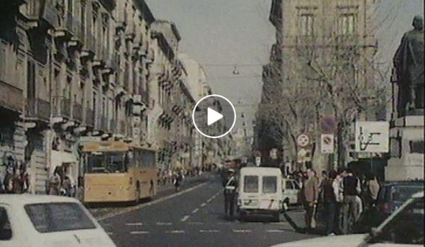 Catania anni 70 Turi Ferro