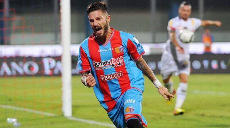 Catania Calcio Andrea Russotto