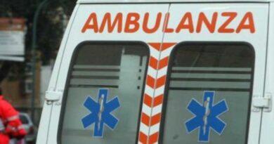 Incidente mortale ambulanza