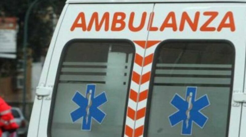 Incidente mortale ambulanza