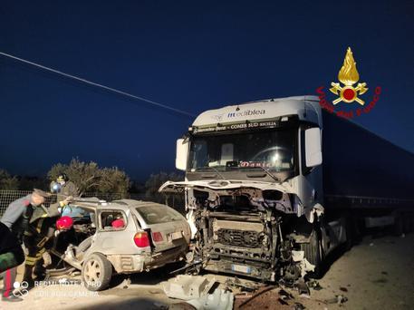 incidente mortale Sicilia Siracusa