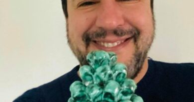 Matteo Salvini Caltagirone