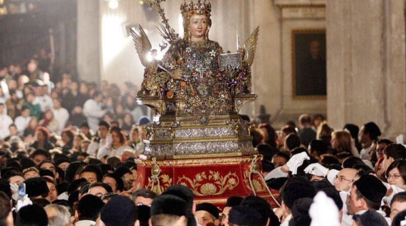Sant'Agata 2021 Catania live