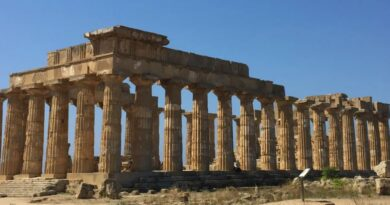 sicilia national geographic selinunte