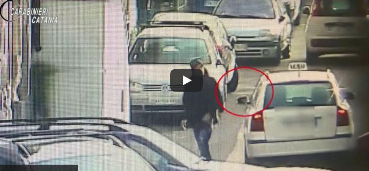 Spaccio San Cristoforo Catania operazione concordia video