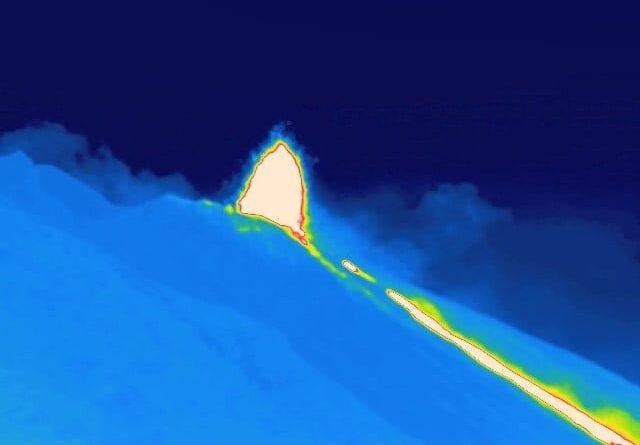 Stromboli eruzione video