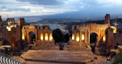 taobuk teatro antico taormina Sicilia