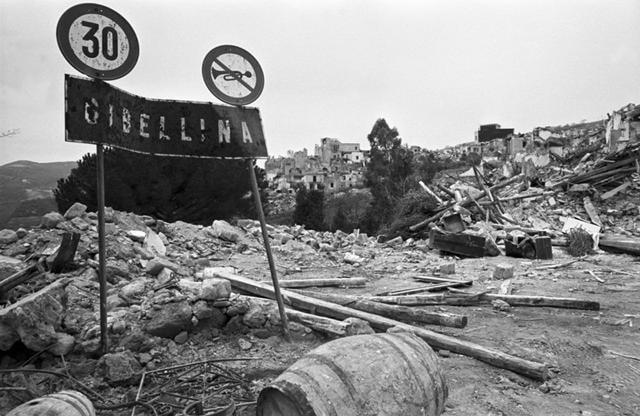 Terremoto Belice Gibellina
