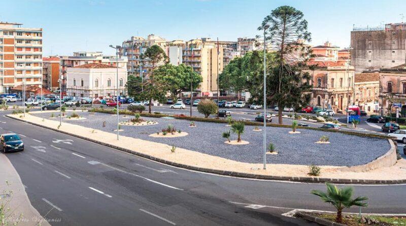 Tondo Gioeni Catania rotonda